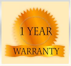 Allways Electric One Year Warranty